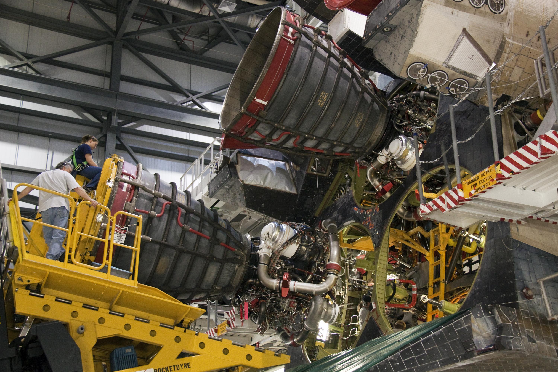 space shuttle engine start - photo #6