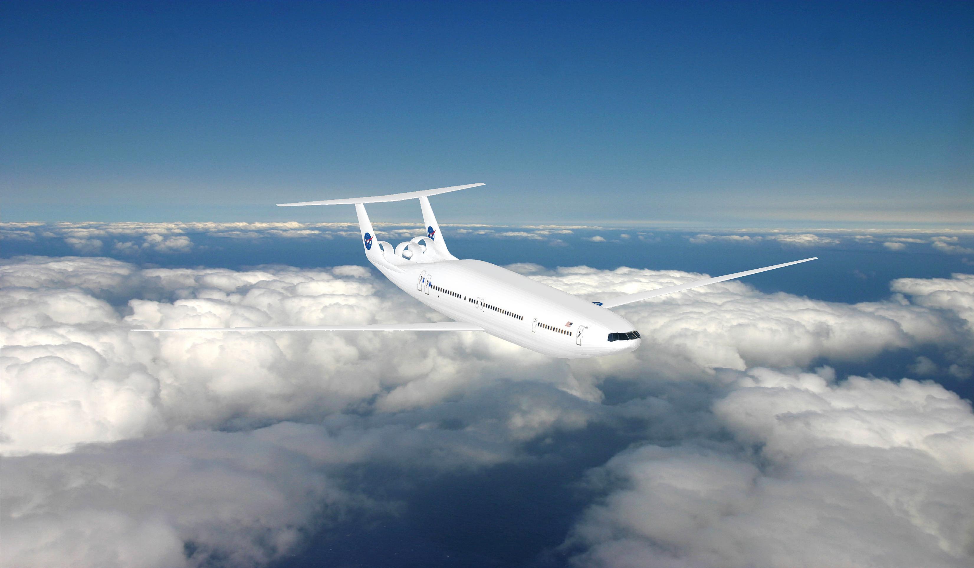 new ideas for greener aircraft nasa