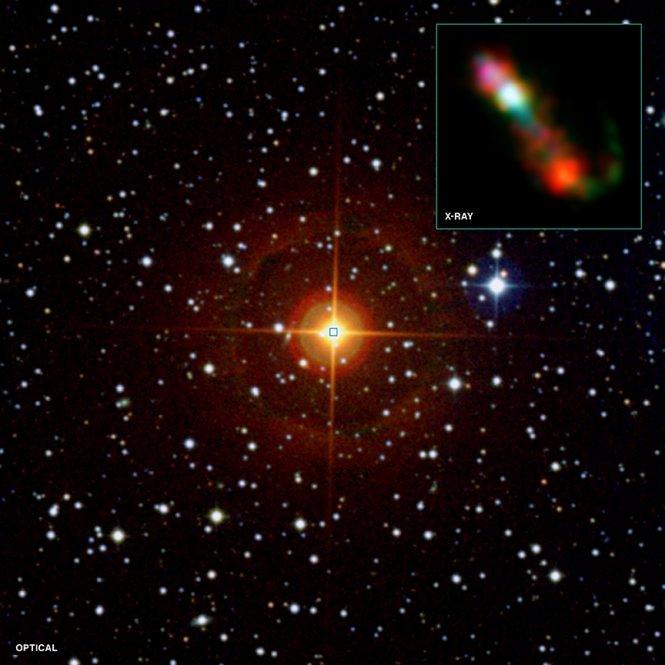 как выглядит звезда вблизи фото большинстве случаев