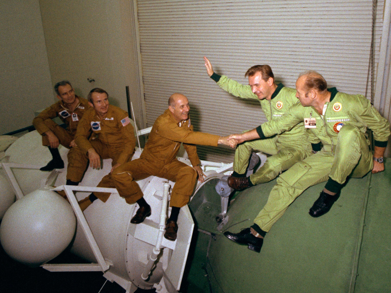 nasa crew training texas - photo #13
