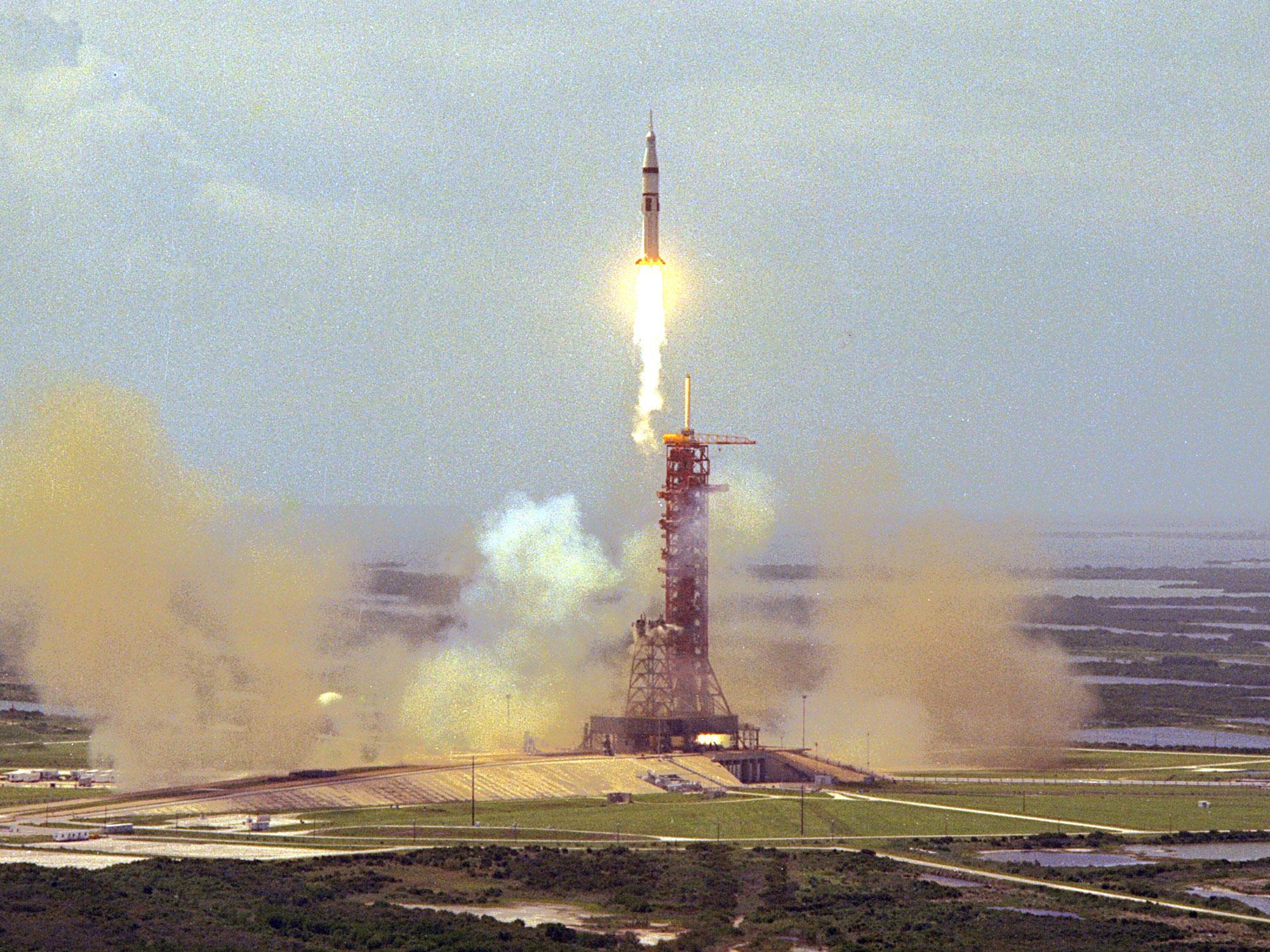apollo spacecraft launch configuration - photo #33