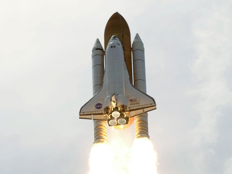 space shuttle horses arse - photo #48