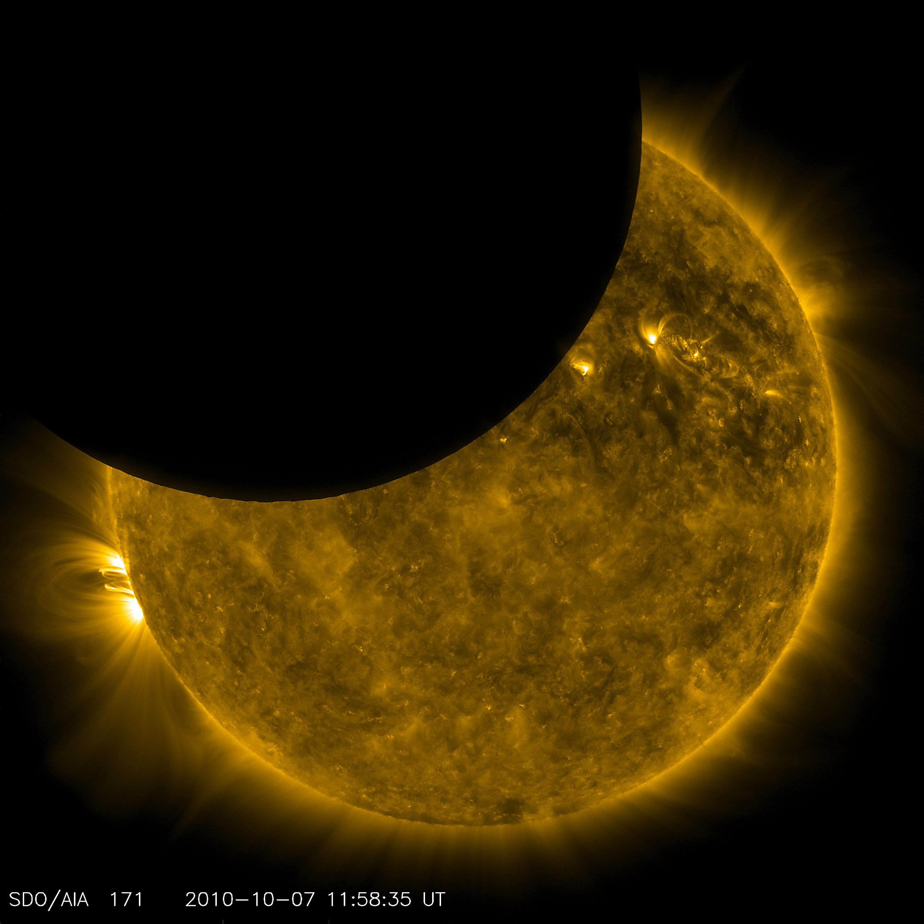 Sun and Moon | NASA