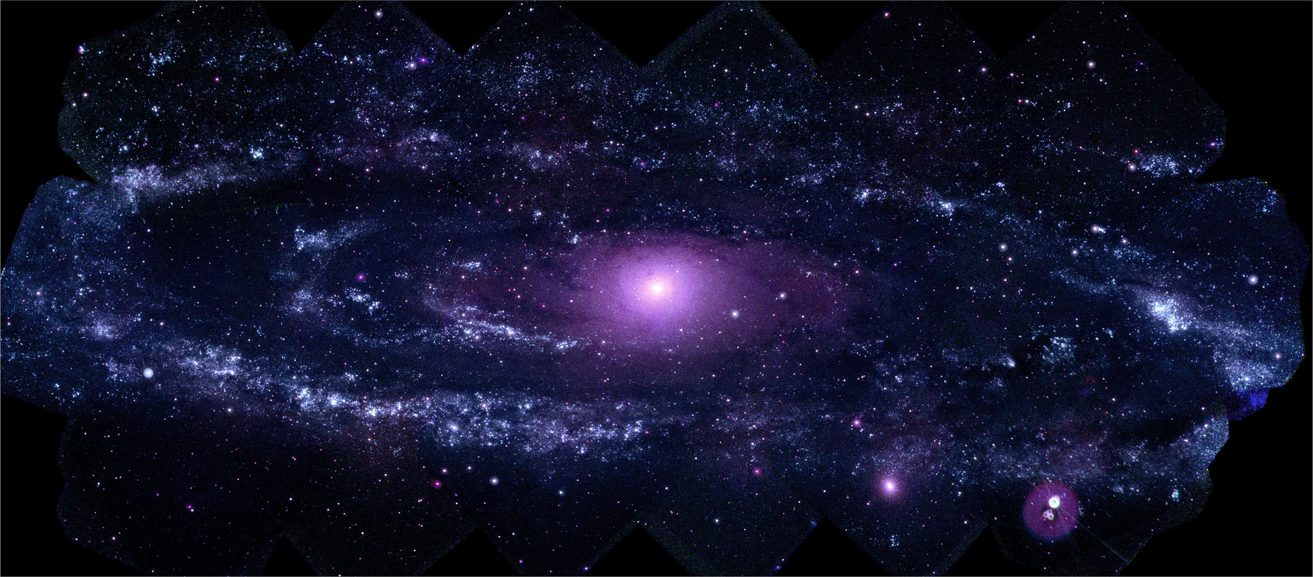 highest resolution image