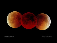 The Total Lunar Eclipse of July 16, 2000 was a very long total eclipse that won't be exceeded for over a thousand years.