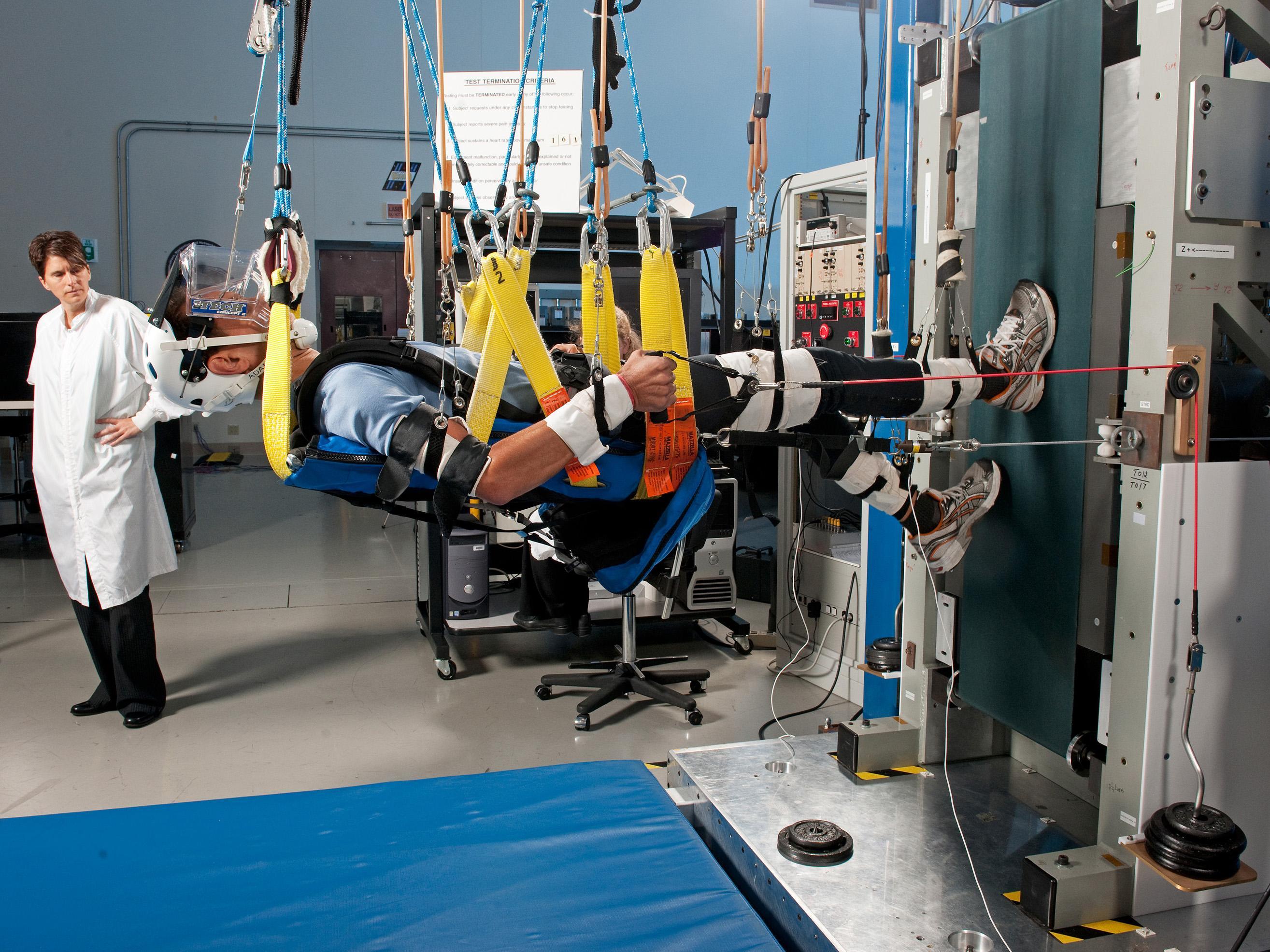 nasa zero gravity simulator - photo #14