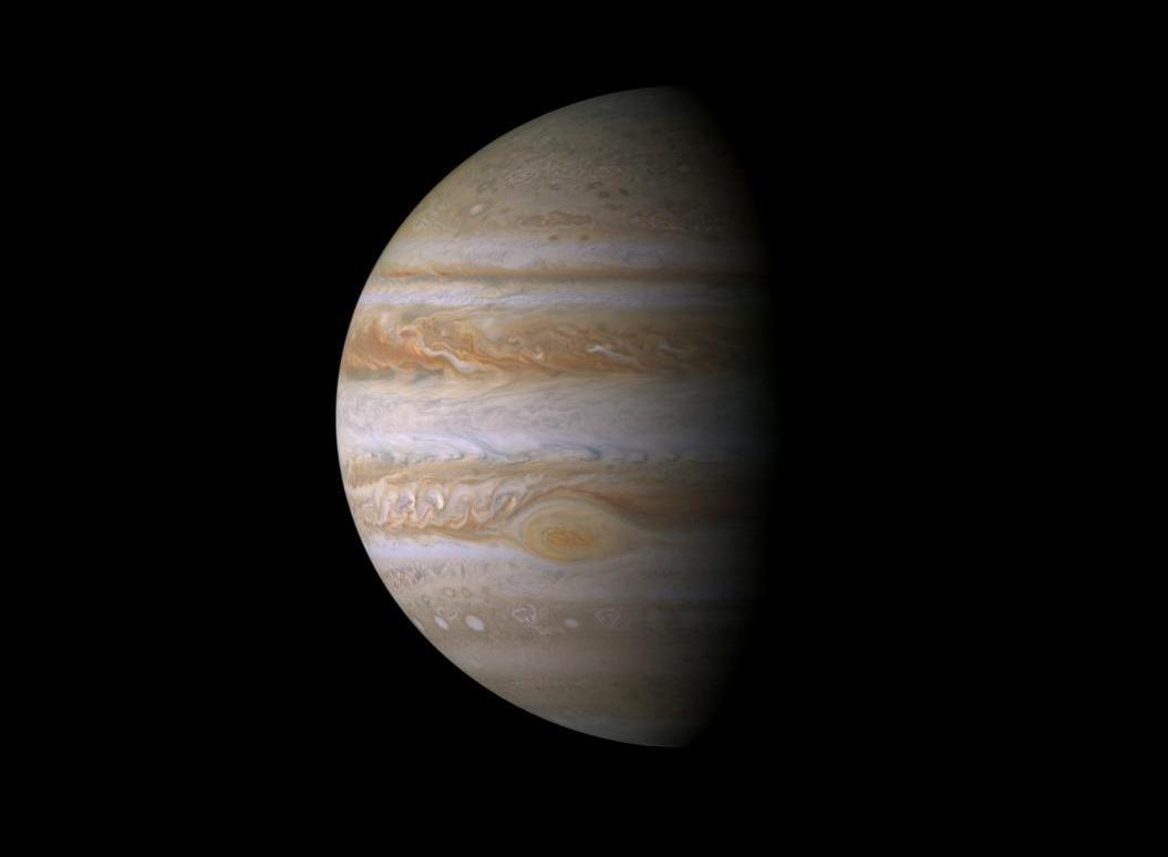 Cassini Spacecraft Jupiter Cassini Jupiter Portrait