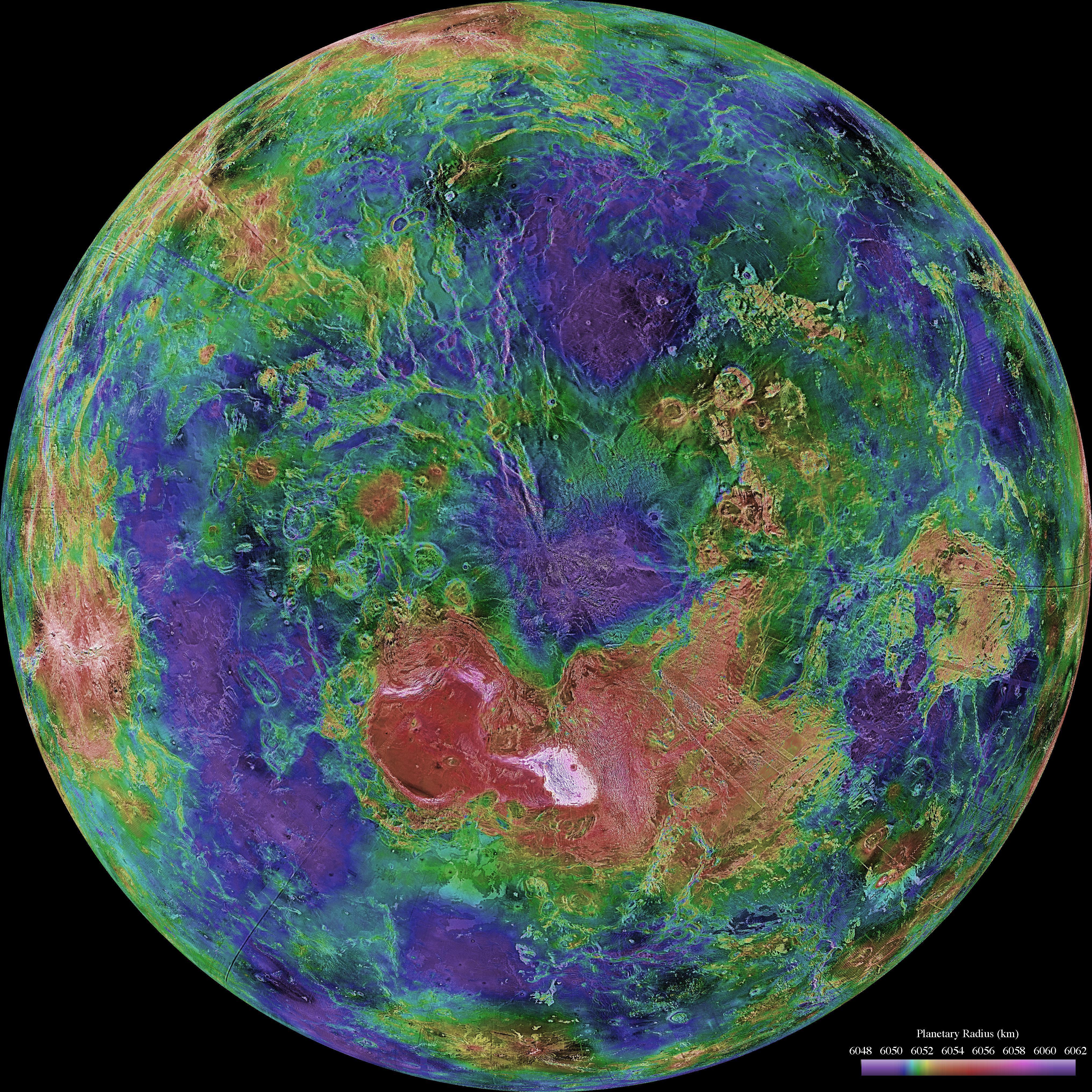 Venus Rising | NASA