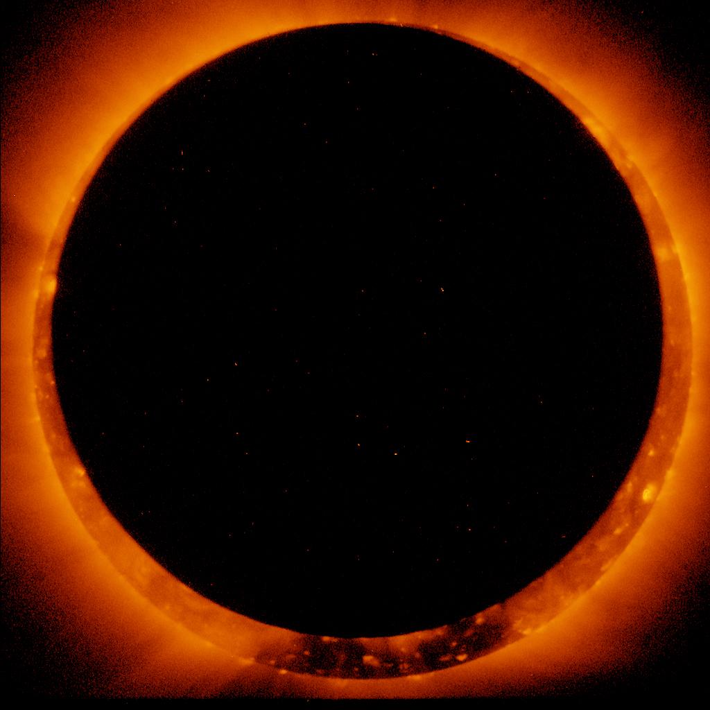 Hinode Observes Annular Solar Eclipse | NASA