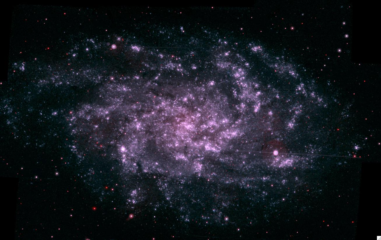 The Triangulum Galaxy | NASA
