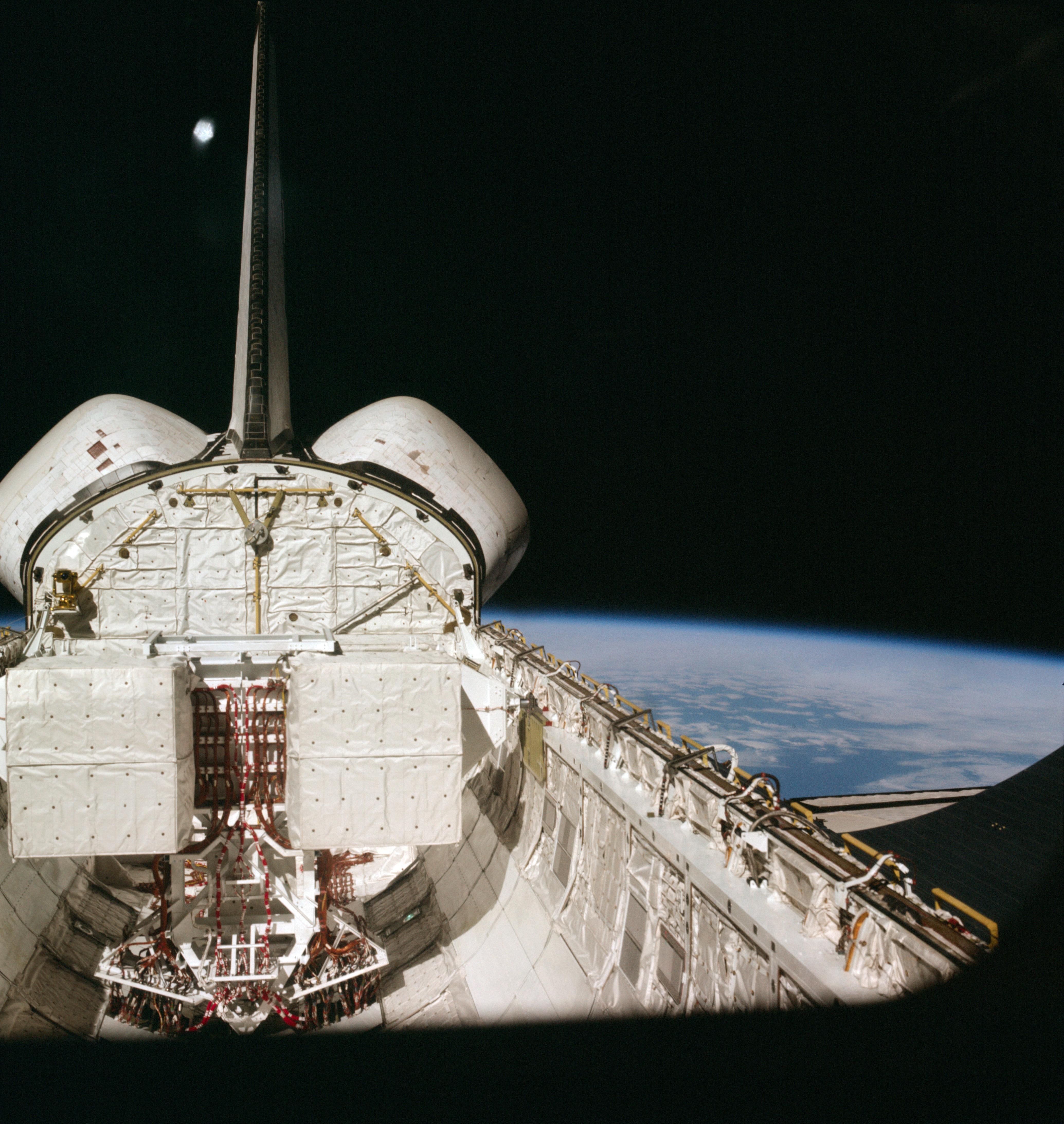 1st space shuttle flight - photo #4