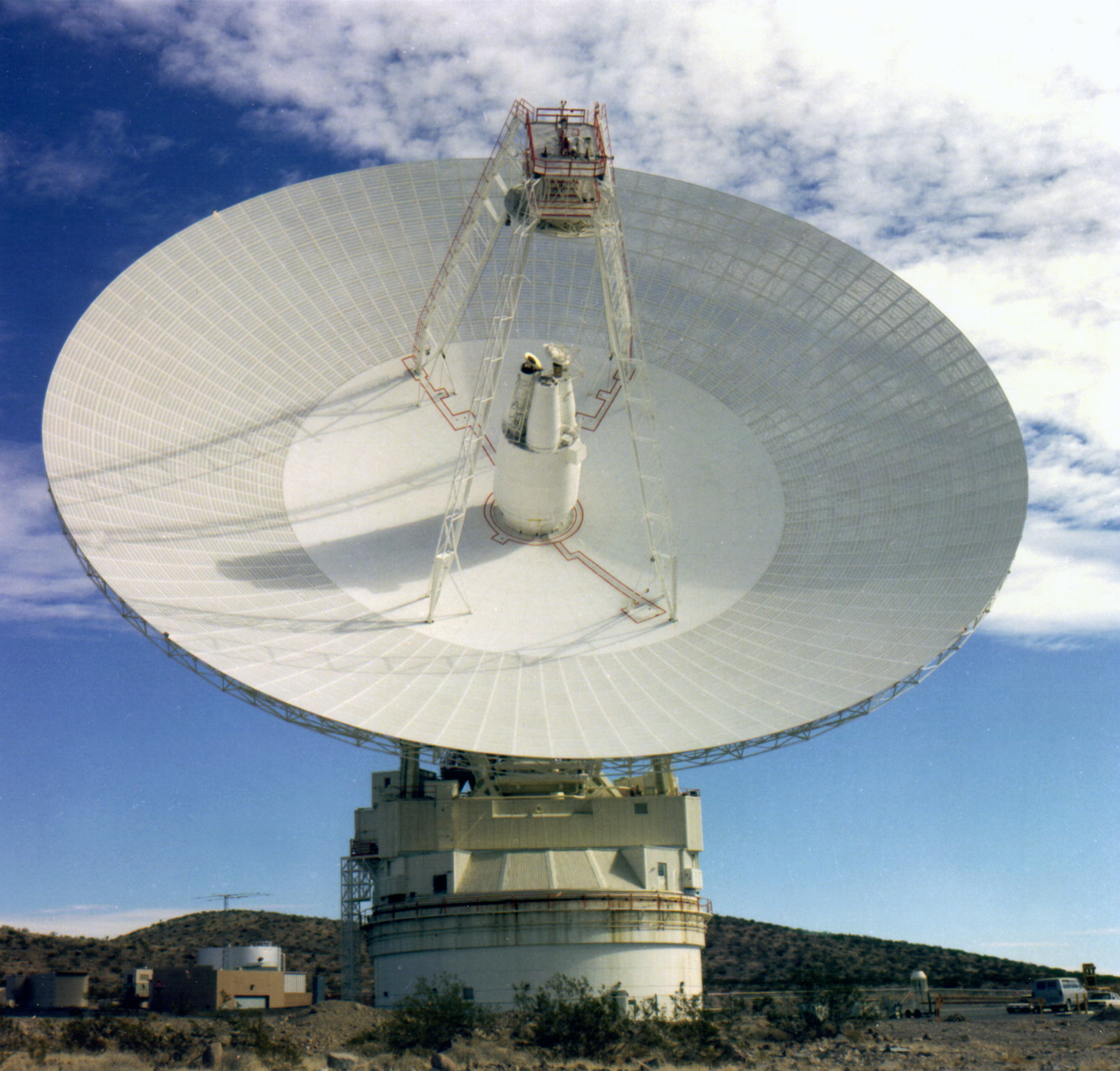 nasa satellite dish - photo #34