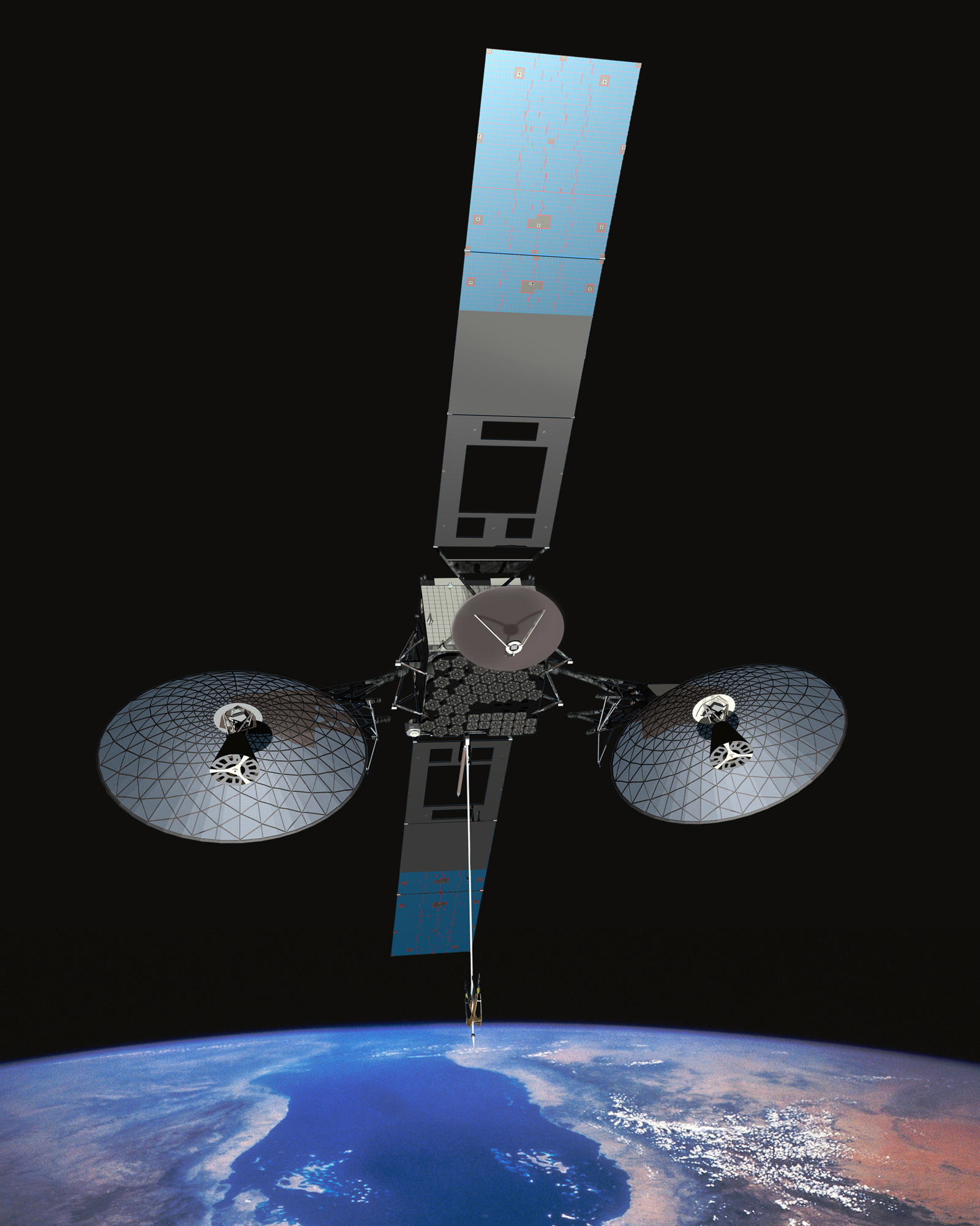 Tracking and Data Relay Satellite (TDRS) First Generation