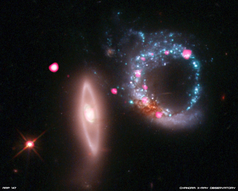 Giant Ring of Black Holes | NASA