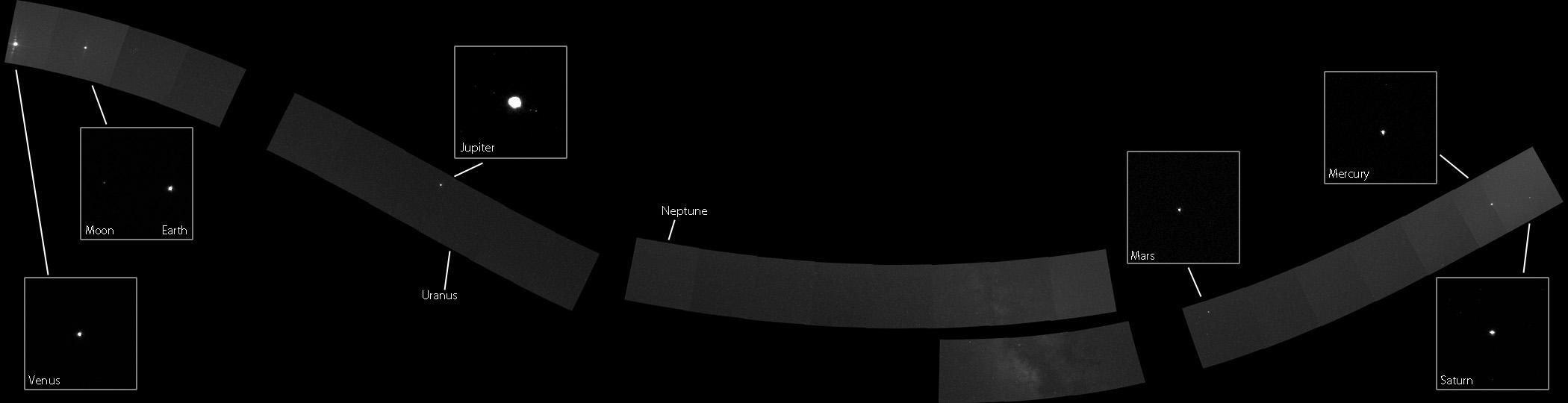 nasa solar system portrait - photo #13