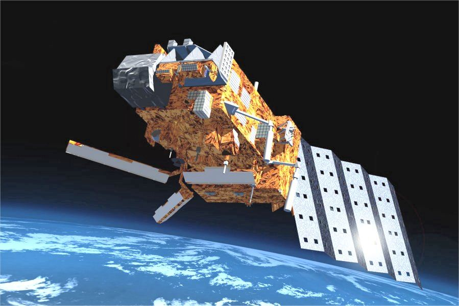 Meteorological Operational Satellite-A