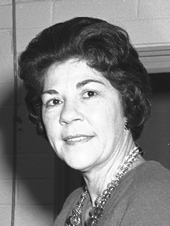 Margaret A. (McCormick) Tingle, the first employee hired at NASA's John C. Stennis Space Center.