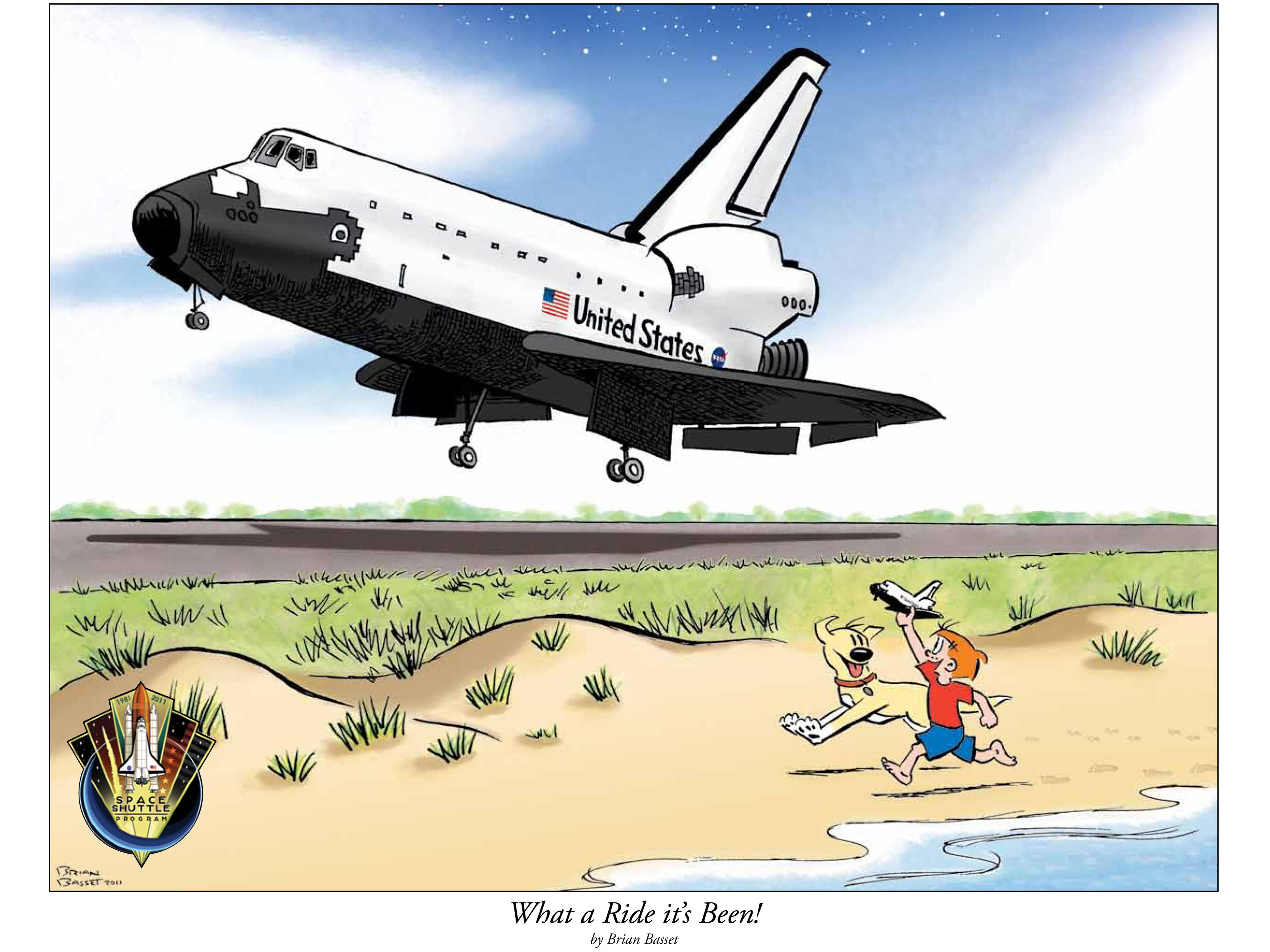 What A Ride It S Been Nasa
