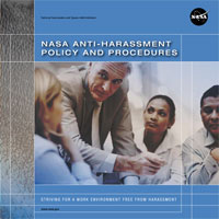 NASA ANTI-HARASSMENT POLICY AND PROCEDURES