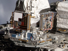 MISSE Passive Experiment Containers on the International Space Station