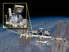 Testing on the International Space Station