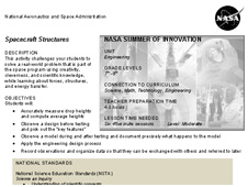 First page of Spacecraft Structures