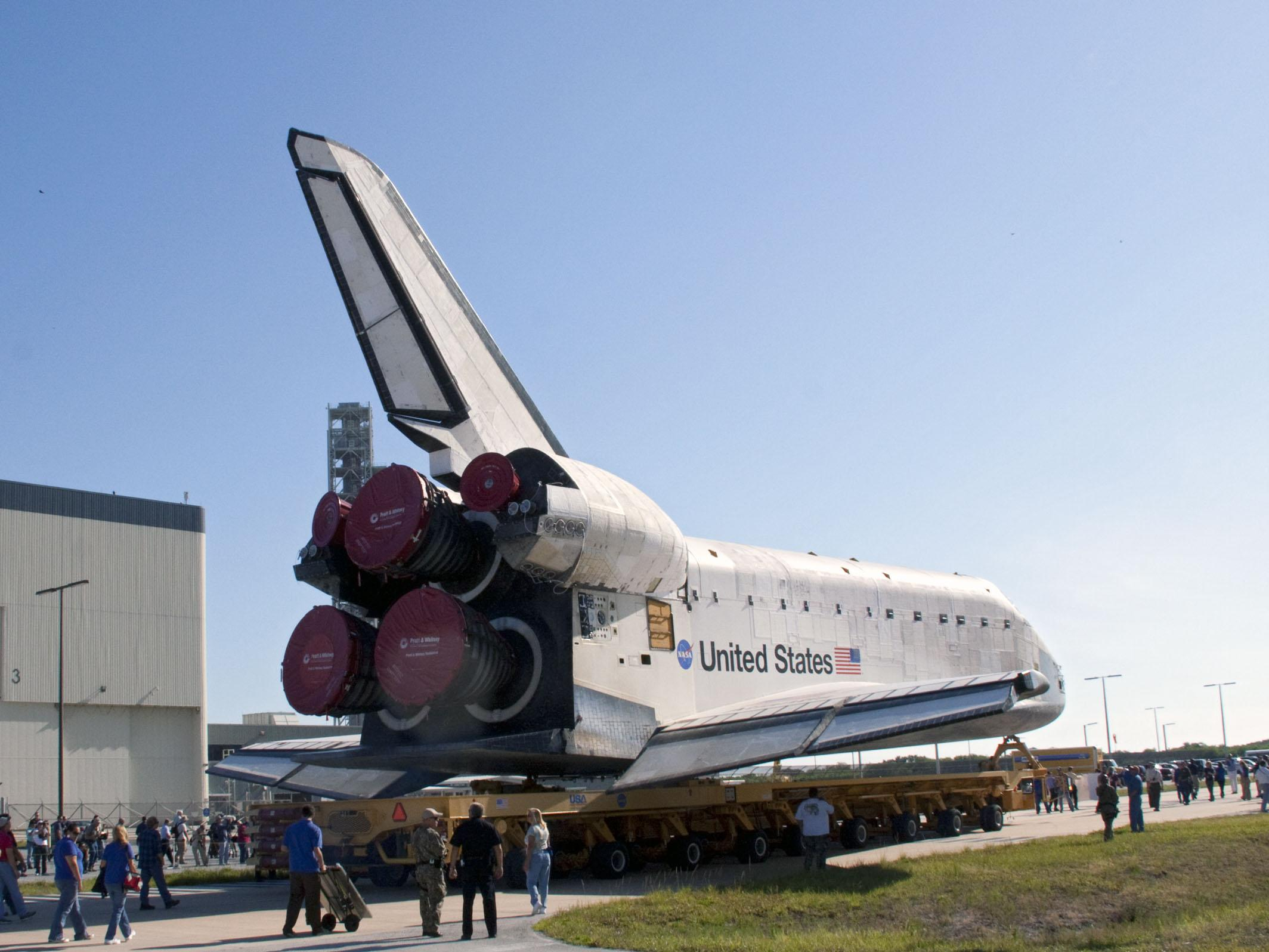 space shuttle atlantis orlando - photo #27