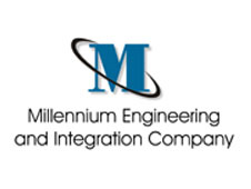Millennium Engineering and Integration Company logo