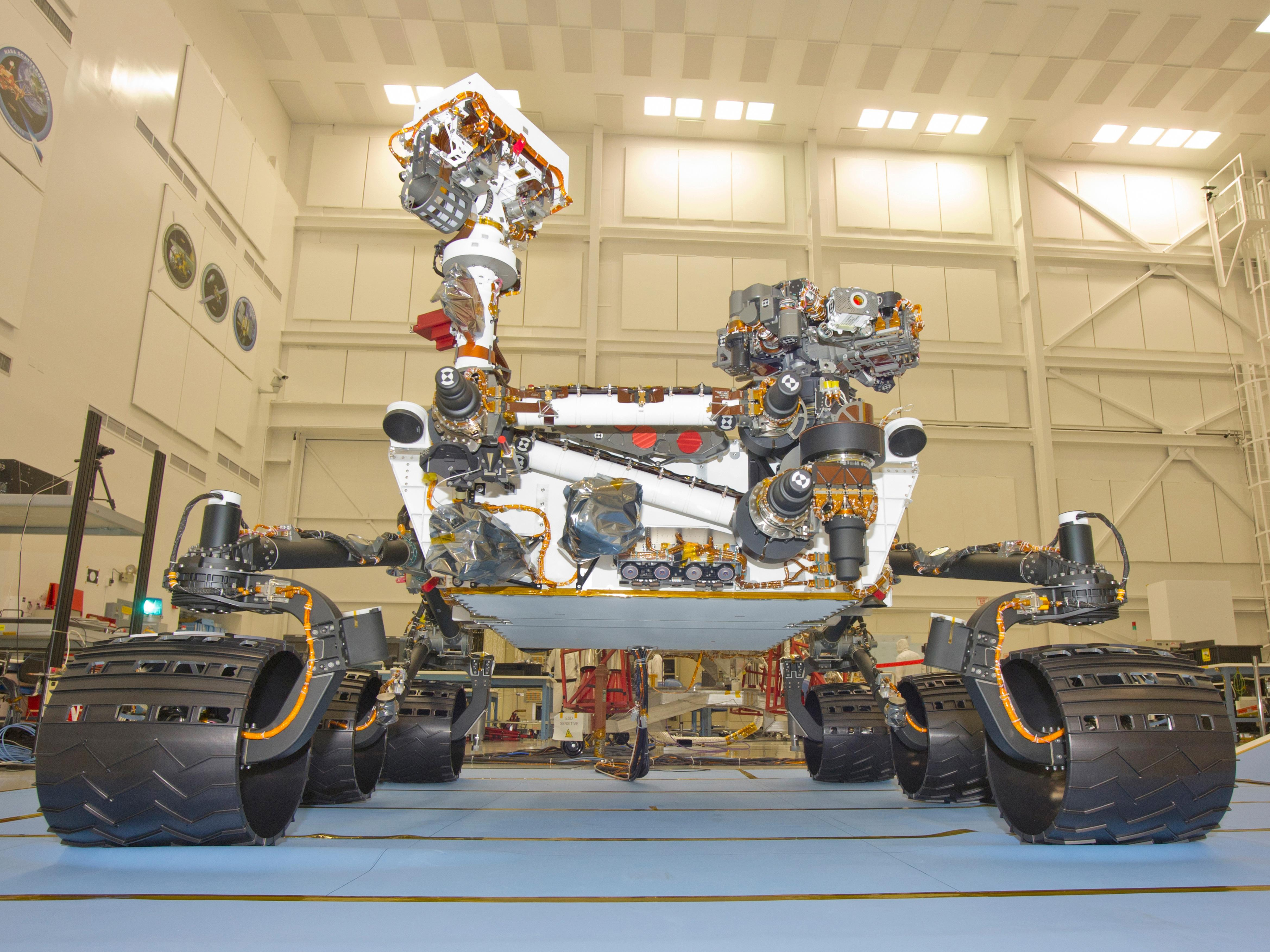 mars rover launch date - photo #11