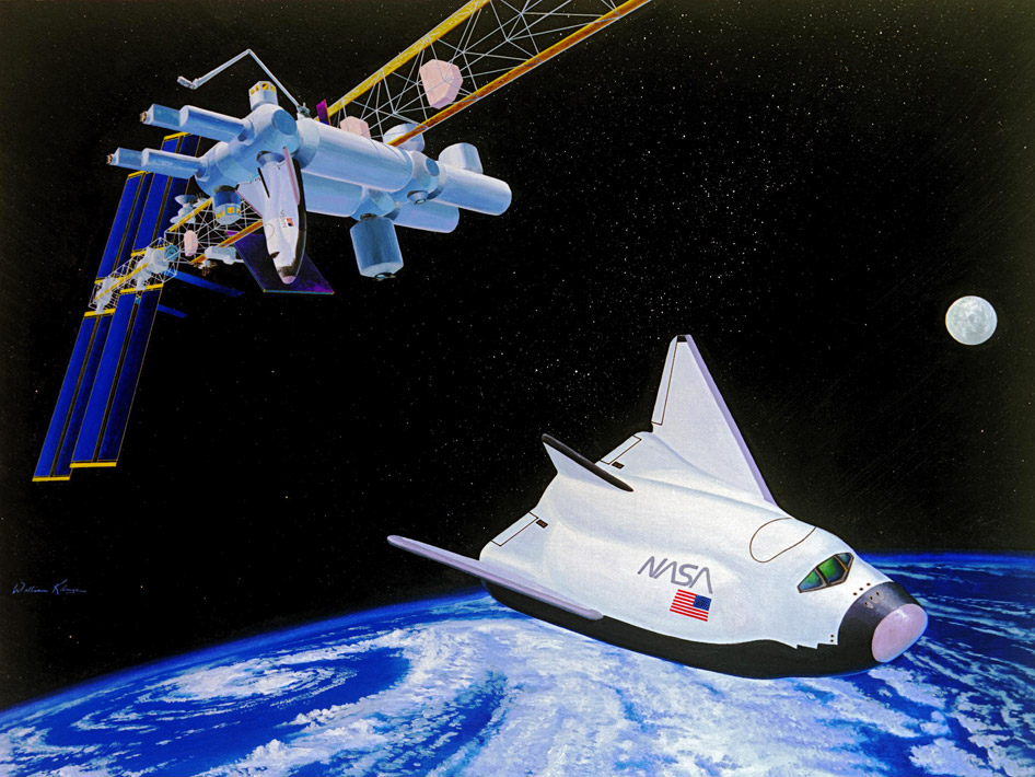 HL-20 Model for Personnel Launch System Research: A ...
