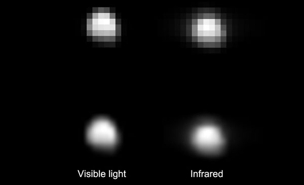 Dawn's visible and infrared mapping spectrometer June 8, 2011