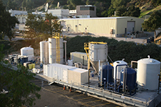 JPL Ground Water Treatment System