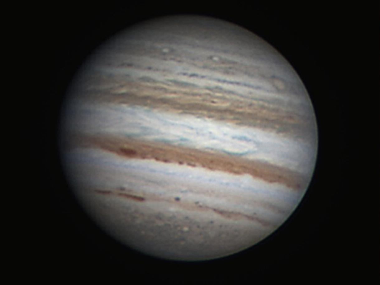 Covering Jupiter from Earth and Space | NASA