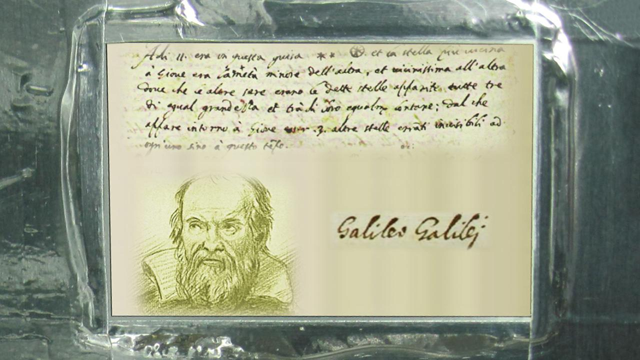 Galileo Plaque Headed to Jupiter | NASA