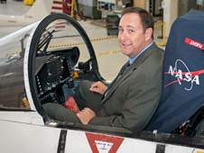 Marshall Space Flight Center director Robert Lightfoot