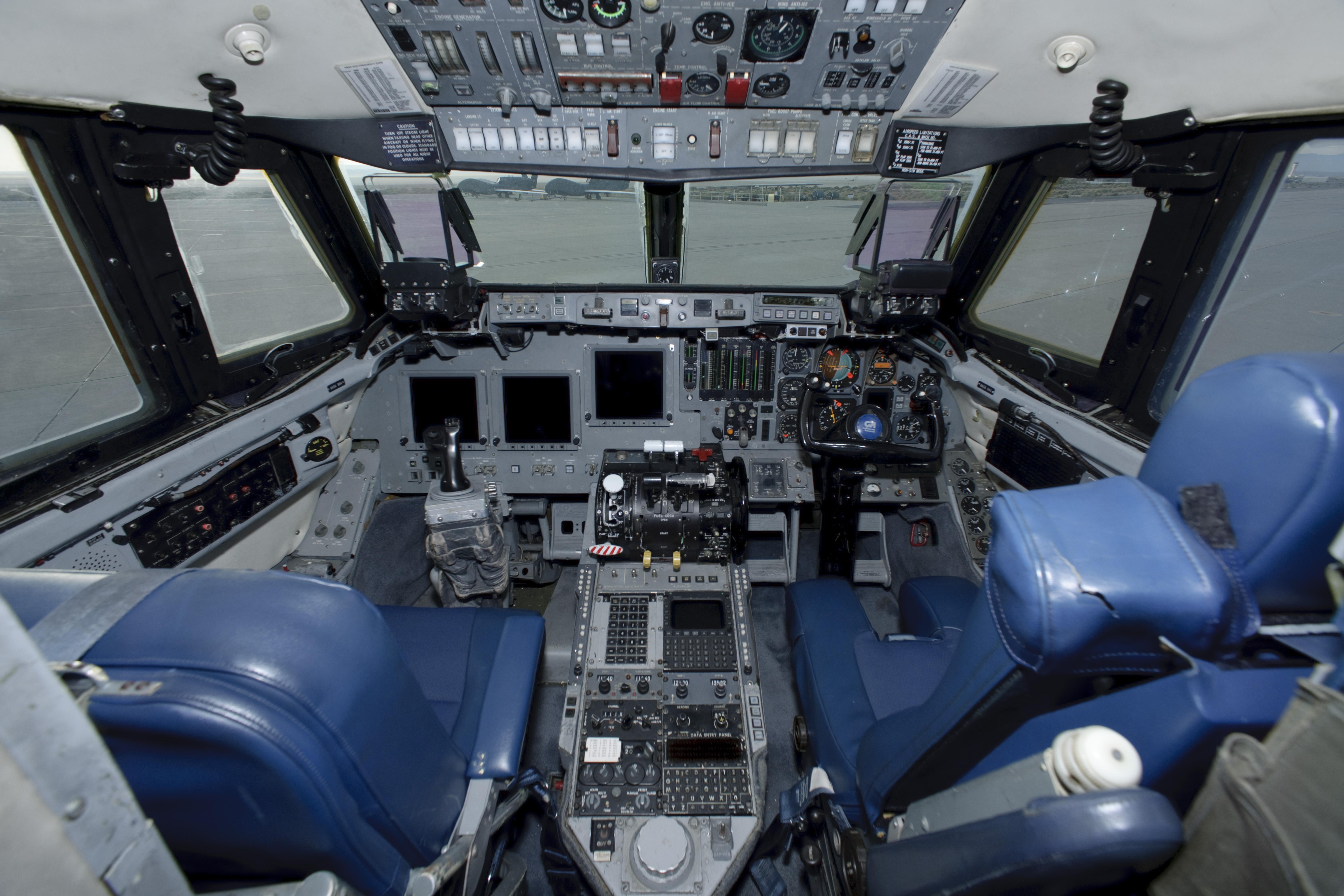 nasa space controls - photo #49