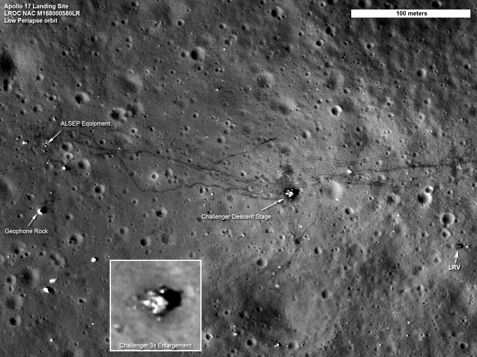 apollo 11 landing site earth - photo #13