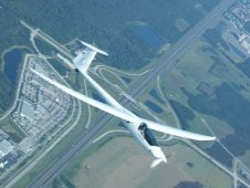 Embry Riddle Aeronautical University aircraft, the Eco Eagle