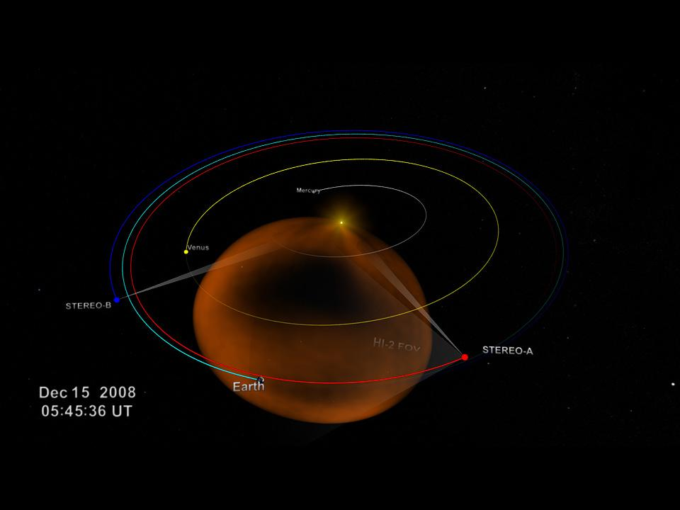Space Storm Tracked from Sun to Earth | NASA