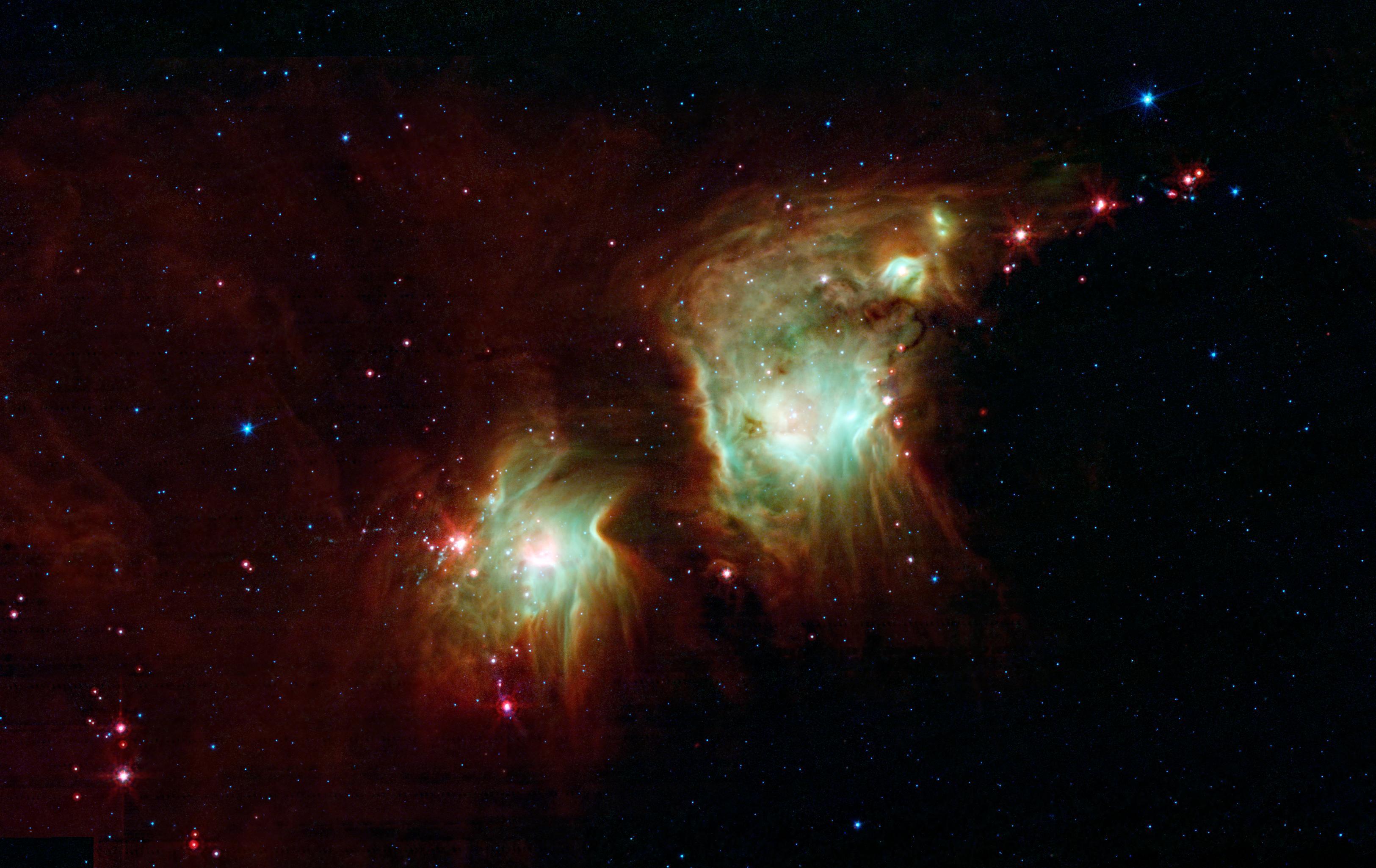 how are stars formed nasa - photo #2