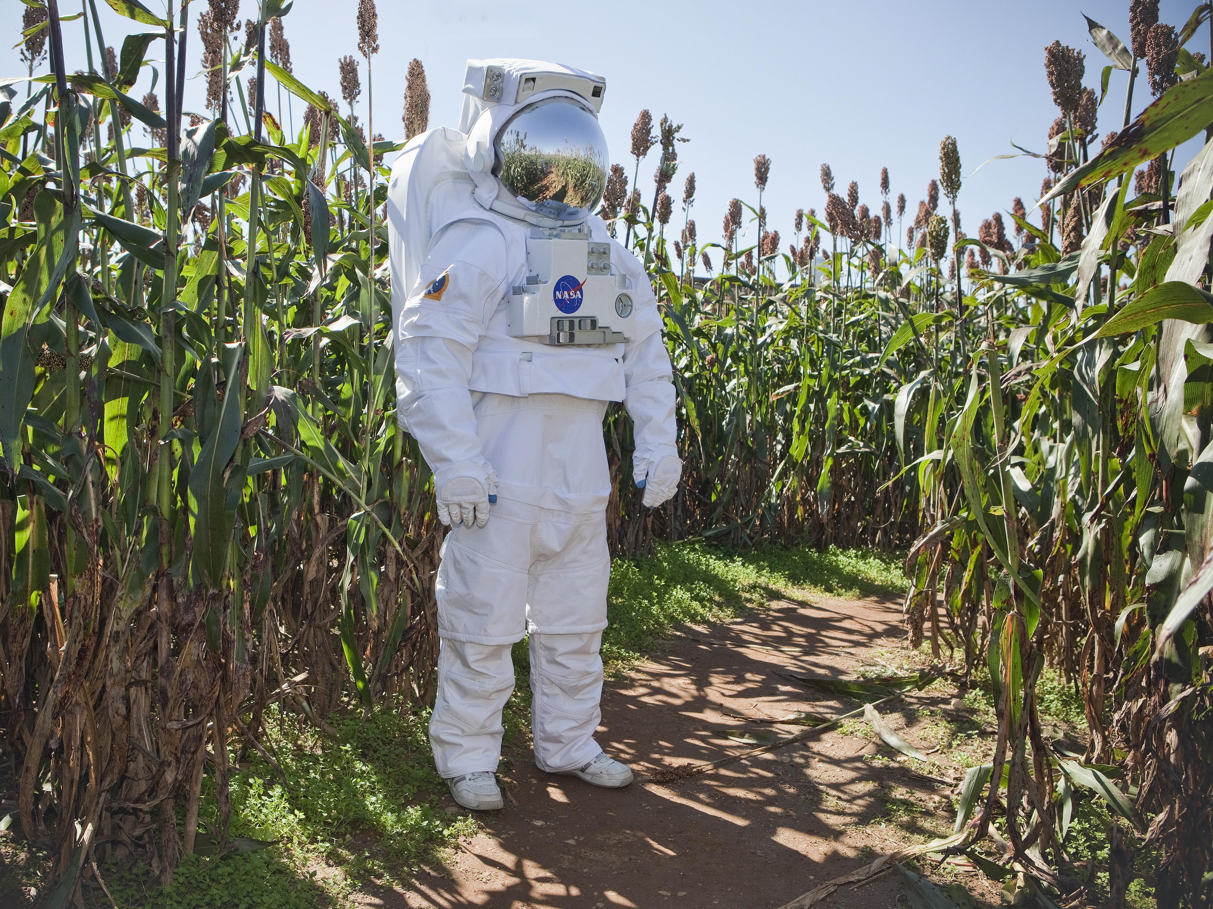 Space Farm - Belvedere Plantation | NASA