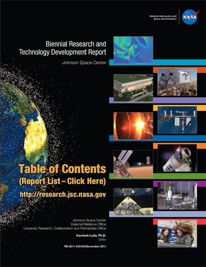 Biennial Report 2011 cover page