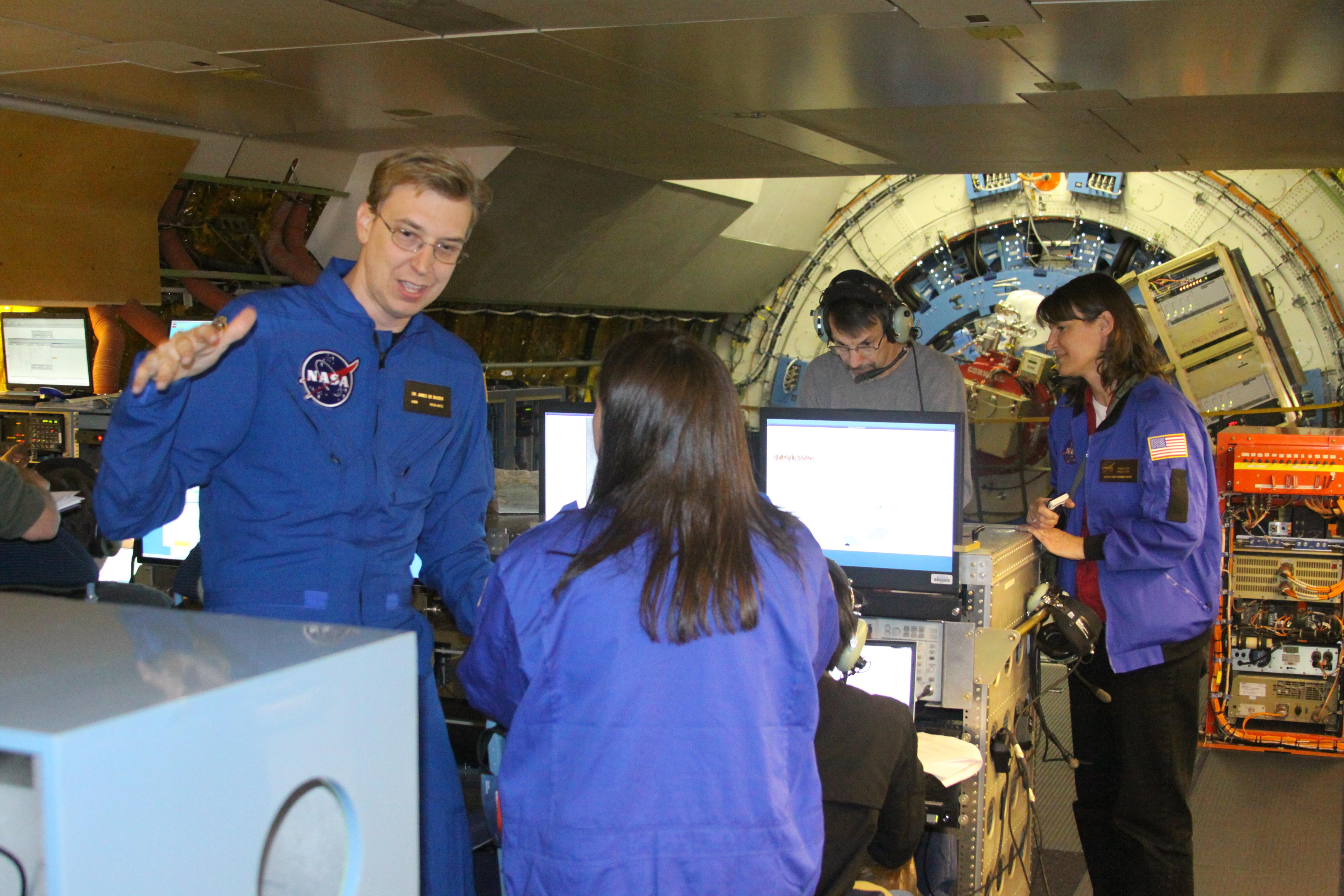 airborne astronomy ambassadors - Astronomy Jobs At Nasa