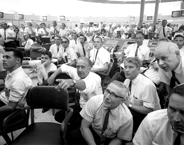 In 1965… Watching the Apollo SA-3 Liftoff   NASA
