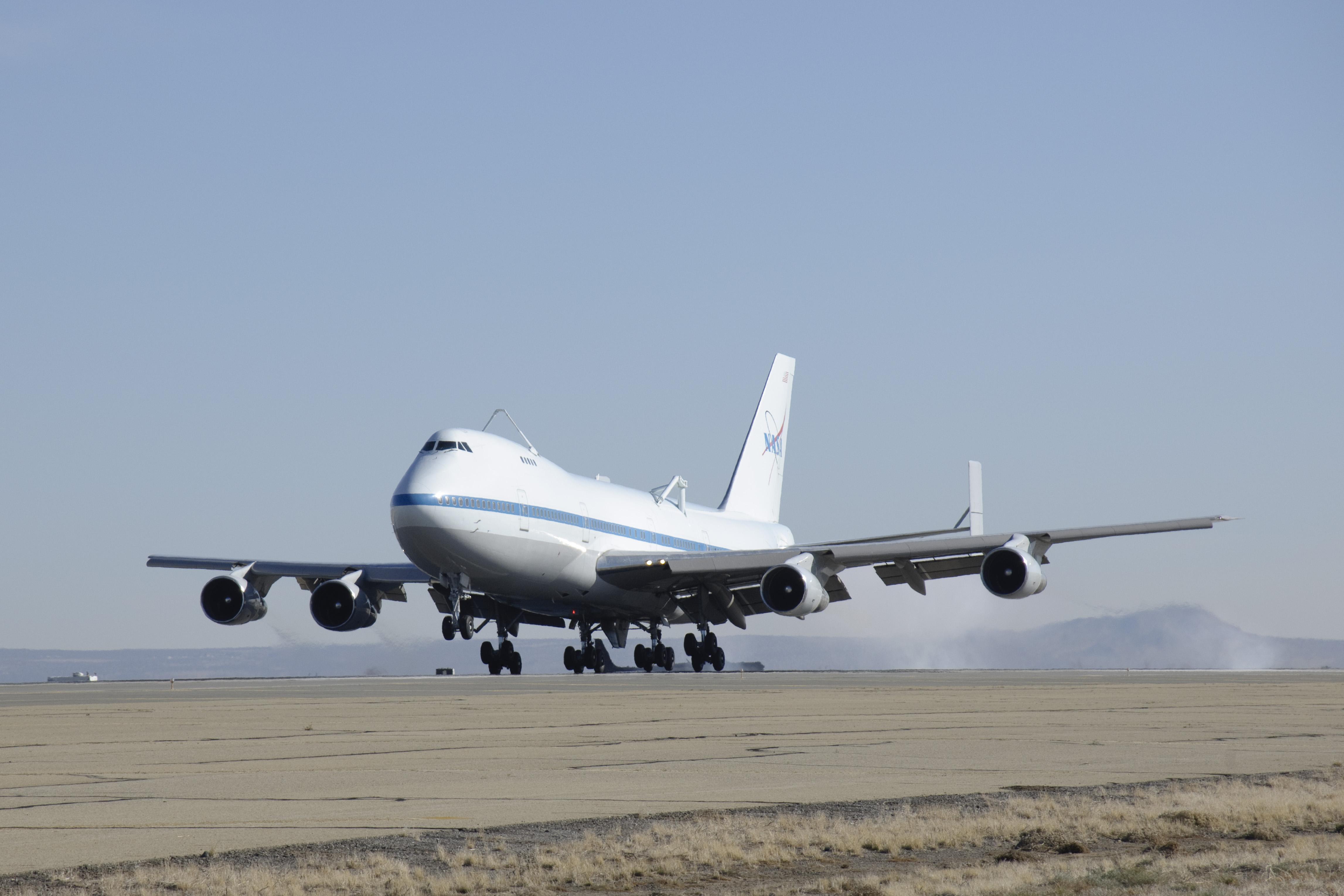 NASA's Shuttle Carrier Aircraft 911's Final Flight | NASA