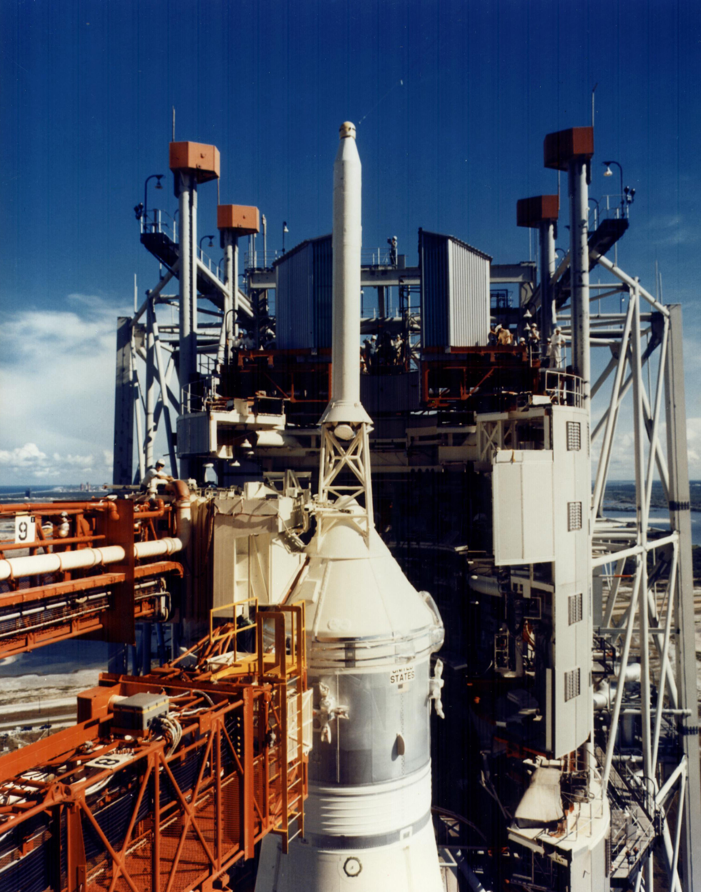 apollo 1969 essay Apollo 11 mission the apollo 11 mission was the first man mission to land on the moon the apollo 11 team left kennedy space center on july 16, 1969 at 13:32utc.
