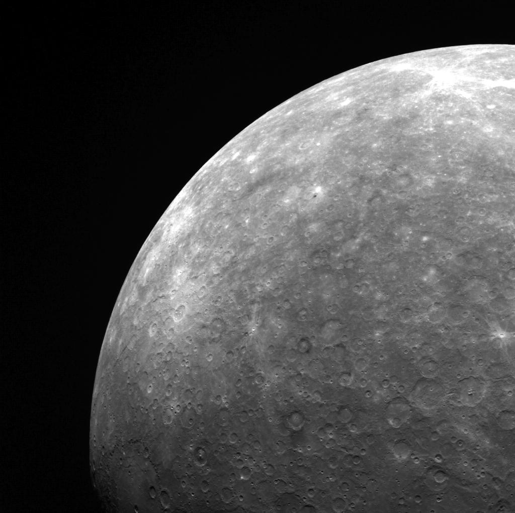 mercury pictures from nasa - photo #13