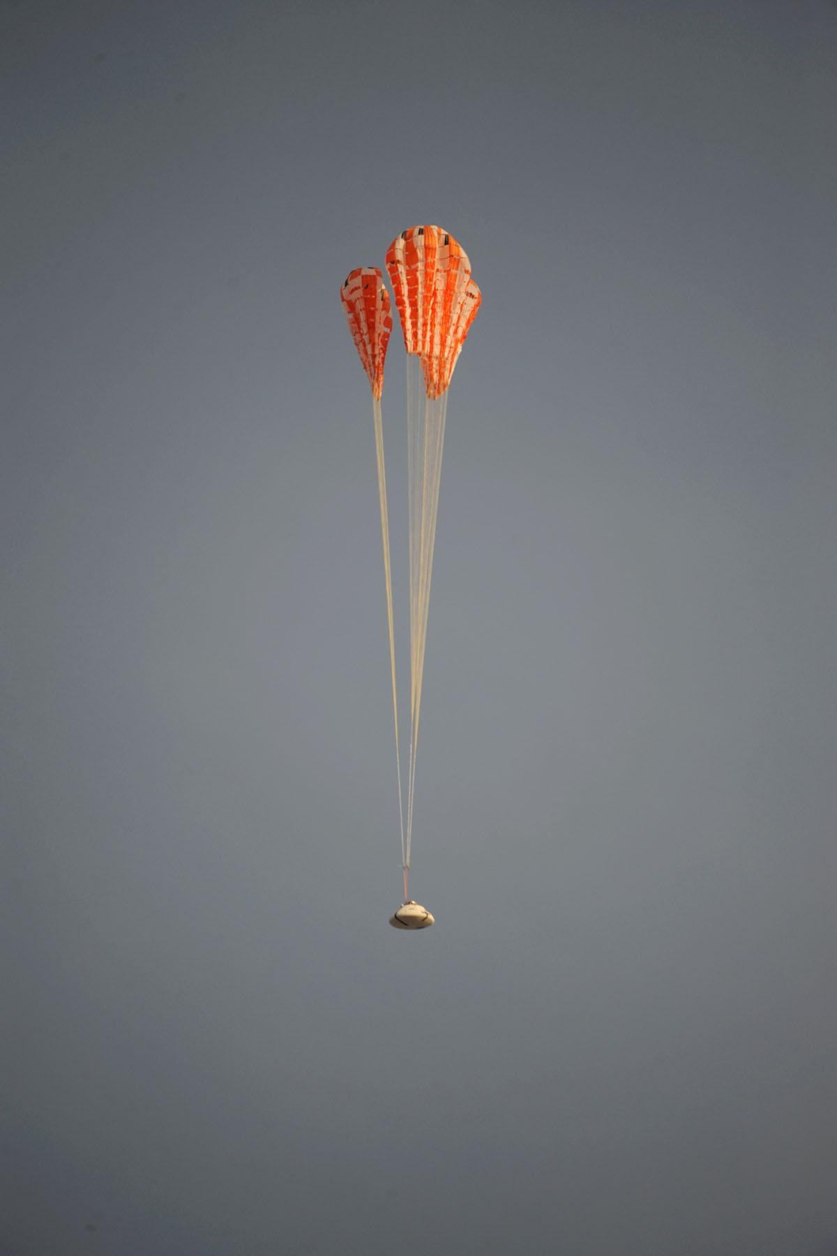 Nasa Orion Orion Parachute Drop T...
