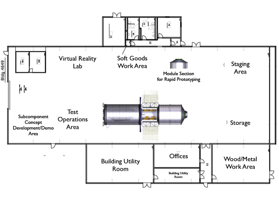 international space station block diagram - photo #39