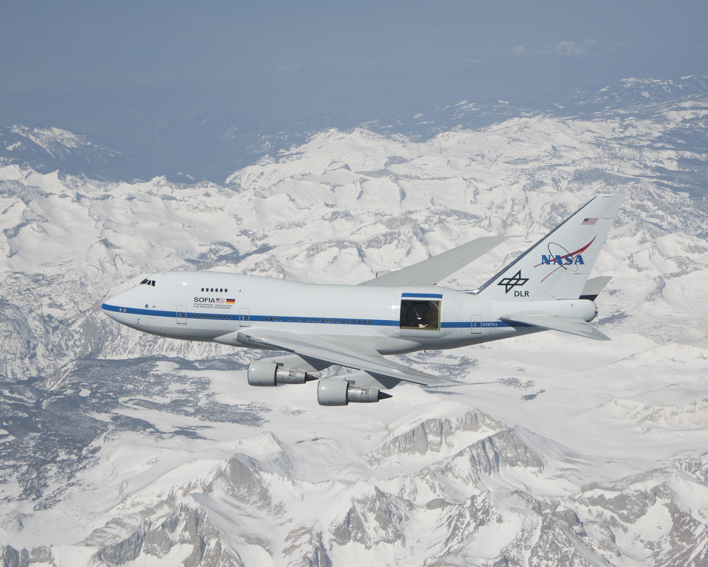 SOFIA - NASA's Stratospheric Observatory for Infrared Astronomy | NASA
